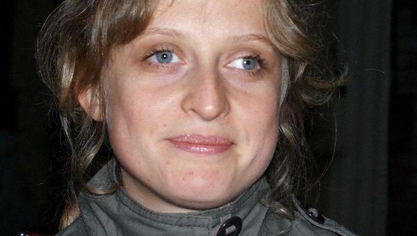 Драматург Анна Яблонская, погибшая во время теракта в аэропортуДомодедово