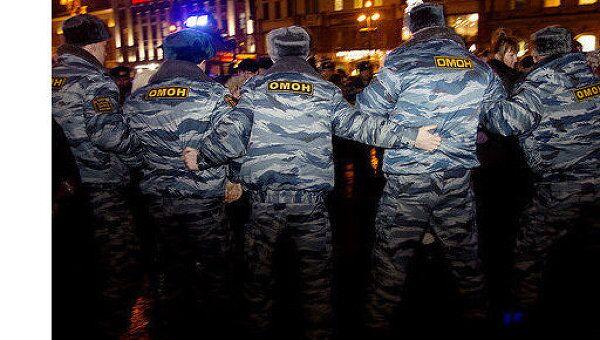 Митинг Гостиный двор Петербург