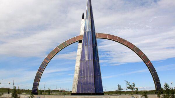 Регионы России. Салехард