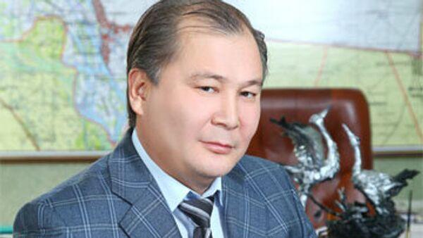 Мэр Ахтубинска Аманга Нарузбаев