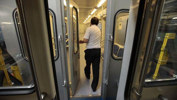 Вагоны метро. Архив