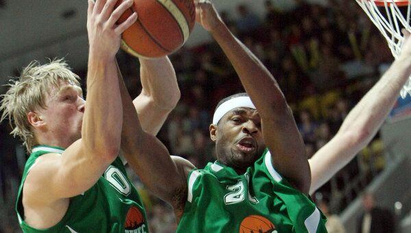 Баскетболисты УНИКСа. Архив