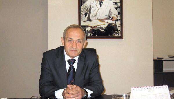 Гендиректор МНТК Микрохирургии глаза, доктор медицинских наук Александр Чухраев
