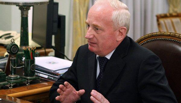 Губернатор Томской области Виктор Кресс