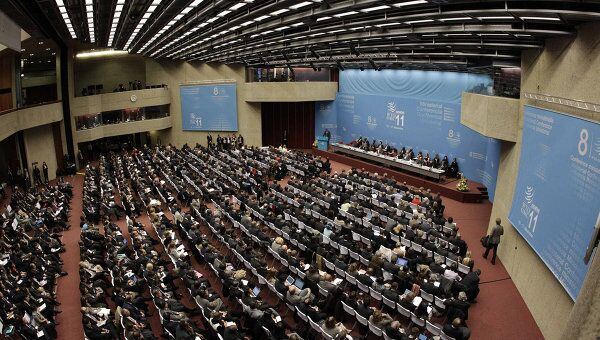 Конференция Всемирной торговой организации в Женеве
