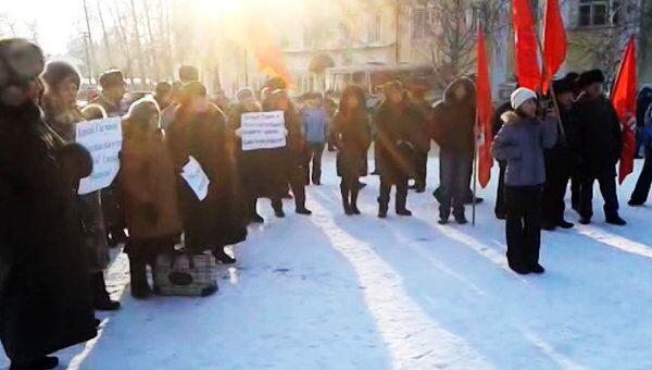 Митинги За честные выборы в регионах России. Видео с площадей