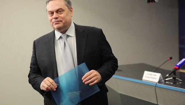 Председатель партии Патриоты России Геннадий Семигин, архивное фото