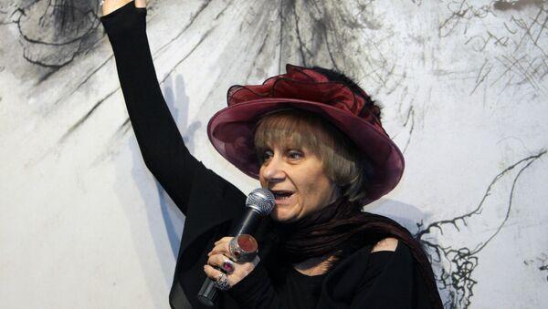 Писательница и поэтесса Людмила Петрушевская. Архивное фото