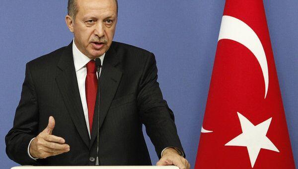 Премьер-министр Турции Тайип Эрдоган официально объявил об отзыве для консультаций посла в Париже