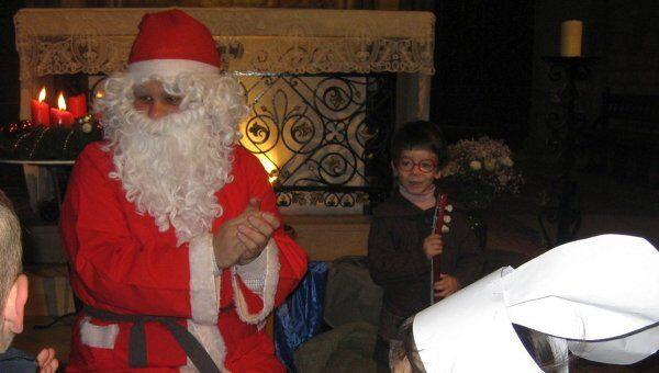 Санта Клаус. Архив