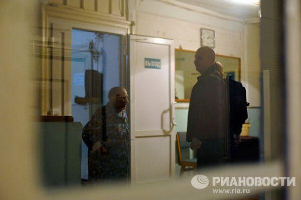 Волонтерский выезд в Палаты сестринского ухода