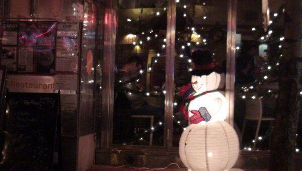 Нью-Йорк готовится к встрече Нового года