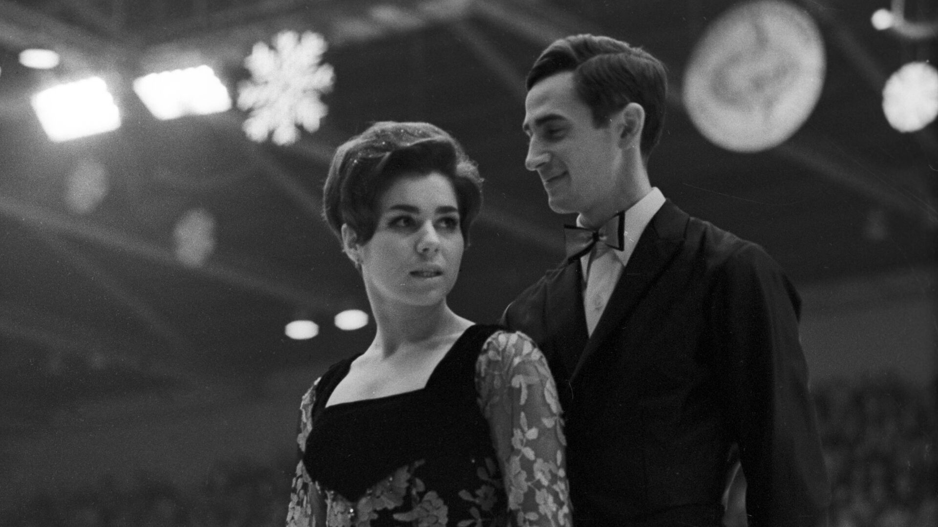 Людмила Пахомова и Александр Горшков - РИА Новости, 1920, 07.04.2021