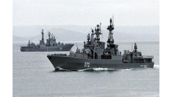 ВМФ опроверг сообщения о преследовании судна, похожего на Arctic Sea