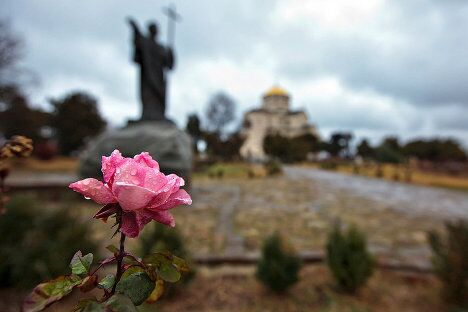 Цветы в январе: аномально теплая зима в Севастополе