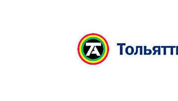 Логотип ОАО Тольяттиазот. Архивное фото