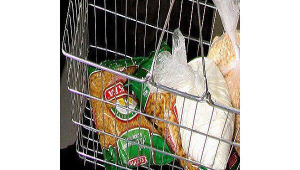 Минимальный набор продуктов в ноябре подорожал на 0,3% - Росстат