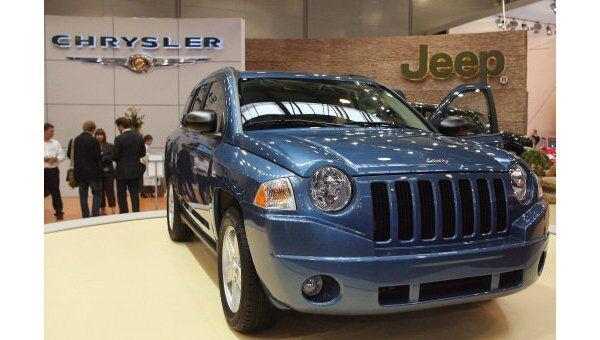 Автомобиль Jeep COMPASS компании Chrysler