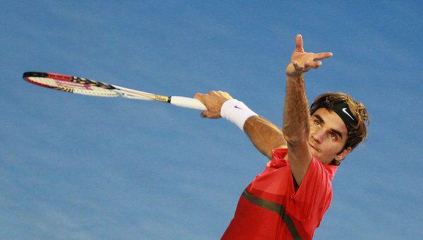 Роджер Федерер.Архивное фото