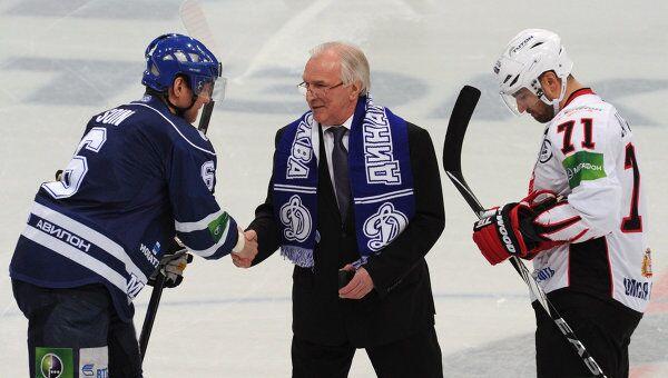 Сергей Соин, Виталий Давыдов, Алексей Калюжный (слева направо)