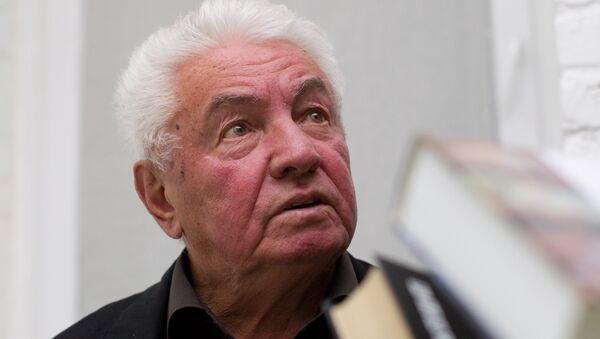 Писатель Владимир Войнович. Архивное фото