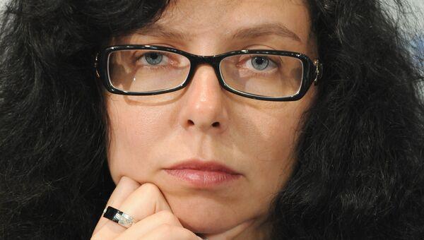 Анна Ставицкая. Архивное фото