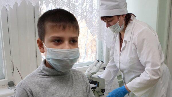 Лечение и профилактика гриппа и ОРВИ у детей. Архив