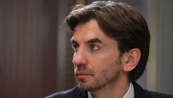 Министр РФ Михаил Абызов. Архив