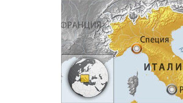 Взрыв трубопровода в Италии
