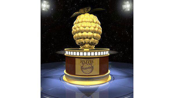 Логотип премии Razzie Raspberry