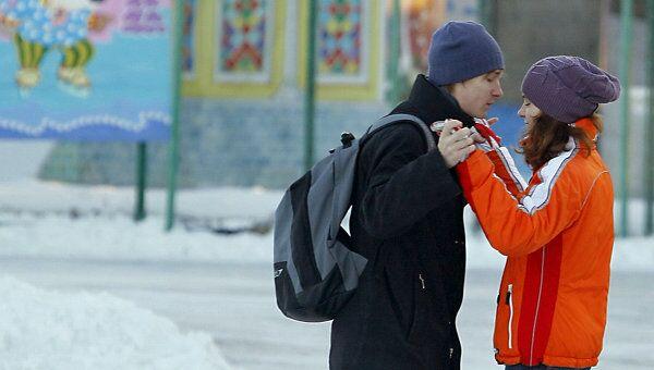 Подавляющее большинство россиян не ходят на свидания - опрос
