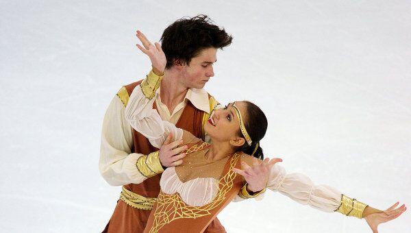 Мария Симонова и Дмитрий Драгун