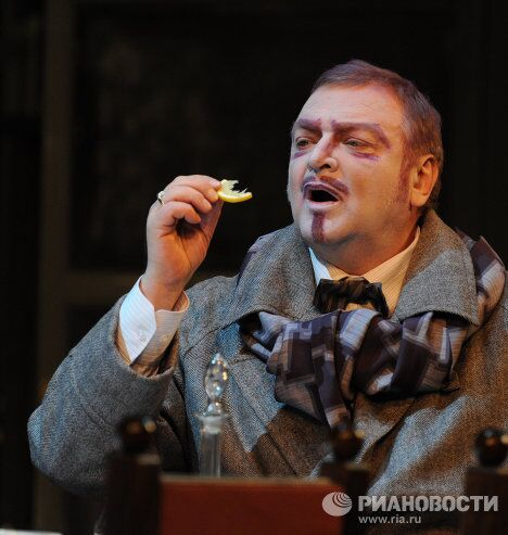 Премьера спектакля Константина Богомолова Событие в МХТ им.Чехова
