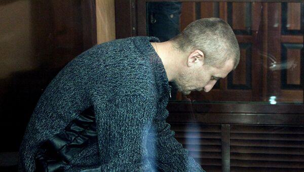 Экс-майор Игорь Матвеев. Архивное фото