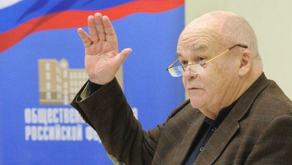 Евгений Велихов. Архивное фото