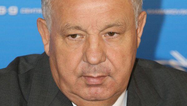 Полномочный представитель президента в Дальневосточном федеральном округе Виктор Ишаев. Архив