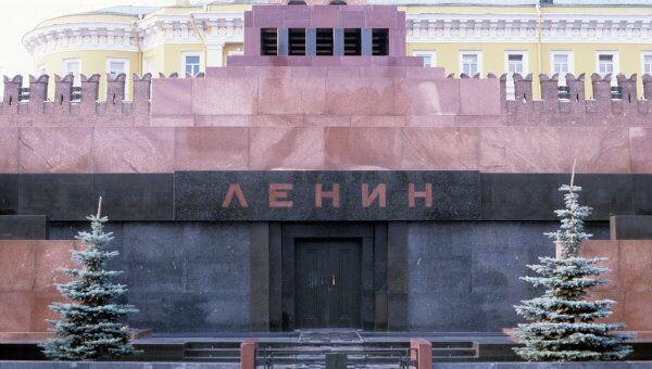 Мавзолей В. И. Ленина. Архив