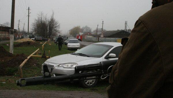 Террористка-смертница подорвала себя в ингушском селении Экажево