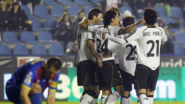 «Валенсия» сыграла вничью с«Эйбаром» вматче чемпионата Испании