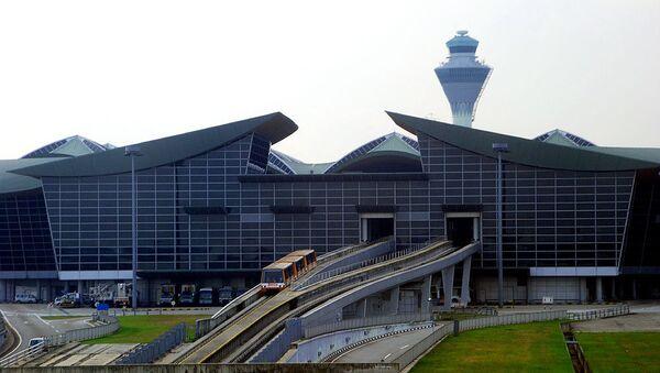 Международный аэропорт Куала-Лумпура