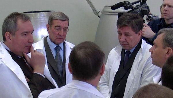 Специалисты Роскосмоса доложили Рогозину о причинах аварии Фобоса