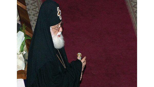 Каталикос - Патриарх Всея Грузии Илия II