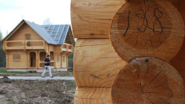 Незаконное строительство коттеджей на территории заповедника Бородино