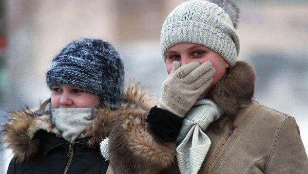 Сильные морозы отступят от Москвы, но холодная погода сохранится