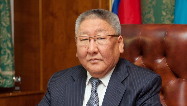 Президент Республики Саха (Якутия) Егор БОРИСОВ