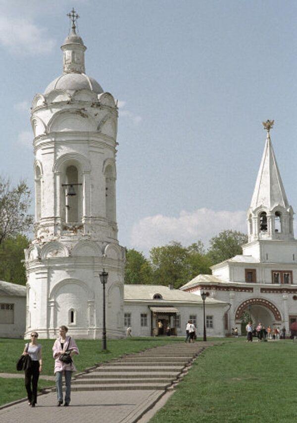 Музей-заповедник Коломенское