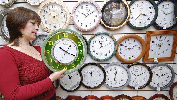 Перекройка часовых поясов не представляет больших сложностей - эксперт