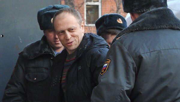 Дмитрий Барановский. Архивное фото