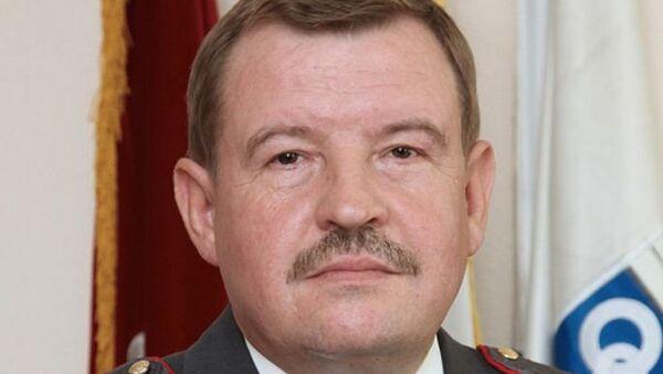 Генерал-майор полиции Сергей Умнов