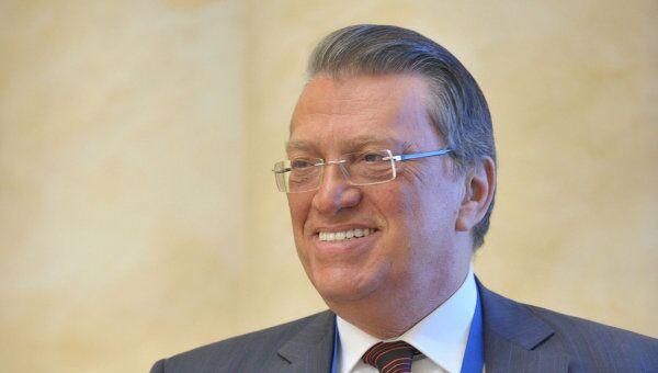 Премьер-министр Турции Ахмет Месут Йылмаз